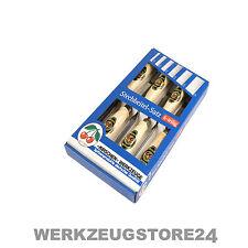 Kirschen Stechbeitelsatz Nr. 1111 SB mit Weißbuchenheft Beitel Meißel Set  1101