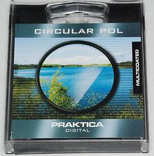 Praktica pol-Filter MC 77mm circular schneider-croix après Germany (Nouveau/OVP)