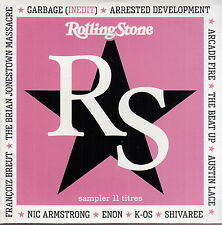 rolling stone limited edition cd arcade fire the brian jonestown massacre france