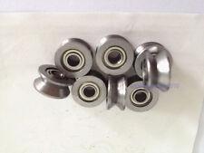 10pcs 4mm 624VV 4*13*6 V Groove Sealed Ball Bearings 0.157'' vgroove bearing