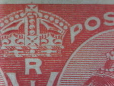 MLH SC#59iv re-entry - 20c vermilion QV Jubilee