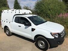 2012 FORD RANGER 2.2 4x4  PICK-UP TRUCK WITH WORKSHOP MECHANIC/TREE SURGEON