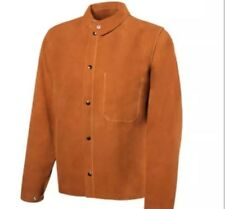 "Steiner Premium Side Split Cowhide Welding Jacket, 30"", Medium - 1215-M"