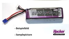 Hacker Motor TopFuel LiPo 20C-ECO-X 5800mAh 3S - 25800331