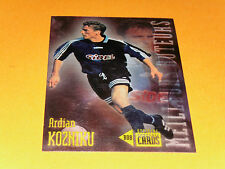 ARDIAN KOZNIKU LE HAVRE AC HAC JULES-DESCHASEAUX FOOTBALL CARD PANINI 1996-1997