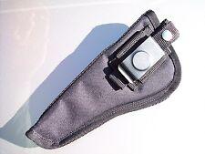 """Belt Clip / Loop Revolver Holster TAURUS MODEL 66 .38 / .357 w/ 4"""" barrel  ..USA"""