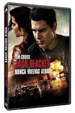 DVD *** JACK REACHER NEVER GO BACK *** Tom Cruise  ( neuf sous blister )
