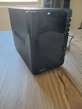 Synology DS216+II Network Attached Storage NAS + 2 x Western Digital 3tb RED HDD