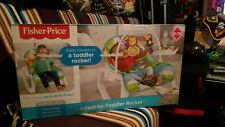Fisher-Price Infant-to-toddler Rocker for Geo Diamonds New Unopened