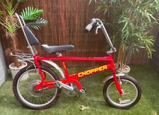 Raleigh Chopper in Red MK3.  Good condition. Courier or collection SO40 area