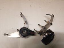 Triumph Bonneville / Thruxton LSL Crash Pad Mounting Kit (Colour: Silver)
