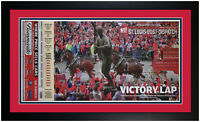 St Louis Cardinals 2011 World Series Parade Newspaper Musial Statue & Clydesdale