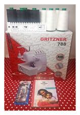 Gritzner Overlock 788-LED CreArtista Ovi-Plus Black&White-Edition neu