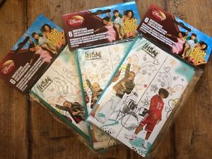 18 High School Musical - Party Invitations - with Envelopes - NEW -Fast Dispatch