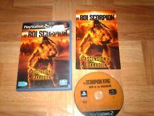 LE ROI SCORPION...l'ascension de l'akkadien... jeu complet...sur PS2