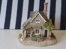 Lilliput Lane Rose Cottage Signed