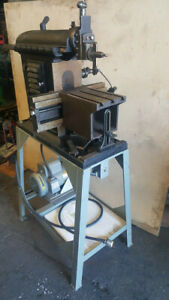 Metal Shaper With Heavy Duty Stand