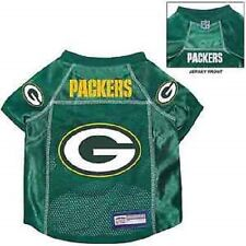 Green Bay Packers Premium NFL Pet Dog Alternate Jersey w/ Name Tag Large