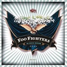Foo Fighters in Your Honor LP Vinyl 33rpm 2015 Reissue