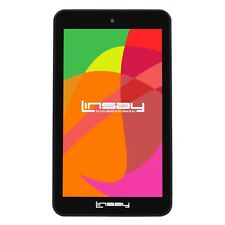 "New LINSAY F-7XHD 7"" 1280x800 IPS Quad Core Dual Camera Tablet PC Android 6 8GB"