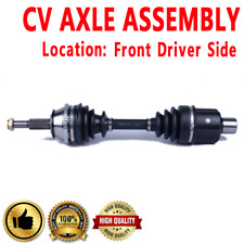 GSP NCV11521 CV Axle Assembly Front Driver Side