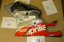 APRILIA RSV1000 R    LEFT SIDE FAIRING,  BIKE BREAKERS  ((A-S-K-US))  #1
