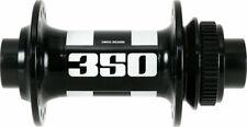 DT Swiss 350 Front Hub - 15 x 100mm, Center Lock Disc, 24h, Black/White NEW