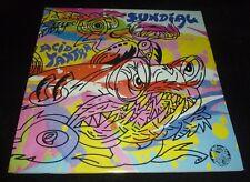 SUNDIAL 33RPM LP ACID YANTRA ROCK PSYCH SAV-X GATEFOLD PURPLE WAX ACME SUN DIAL
