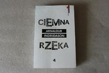 CIEMNA RZEKA - POLISH BOOK - POLSKA KSIĄŻKA