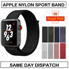 For Apple Watch Strap Nylon Woven Band iWatch Series SE 7 6 5 4 3 2 1 38mm 44mm <br/> NEW 7 SERIES STRAPS🔥 SAME DAY DISPATCH🔥 UK SELLER🔥