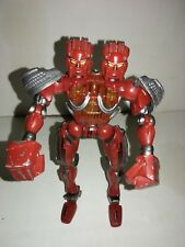 "Real Steel Movie Twin Cities Robot Fighter 5"" Posable Figure Rare Jakks complete"