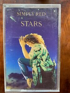 Simply Red Stars Audio Cassette Audio Album