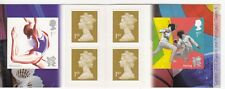 GB STAMP BOOKLET  PM32  London 2012 Olympic & Paralympic Games Gymnastics No6