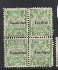 Swaziland SG 3 Block of 4 MNH (4dfe)