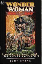 Wonder Woman: Second Genesis / US TPB / John Byrne