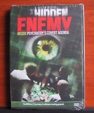 The Hidden Enemy: Inside Psychiatry's Covert Agenda - *New 2013 DVD Documentary