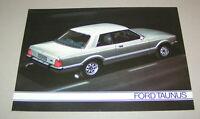 Prospekt / Broschüre - Ford Taunus TC '76 - Ausgabe 1976