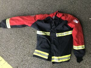 Bristol Firefighters Tunic Jacket LARGE TALL
