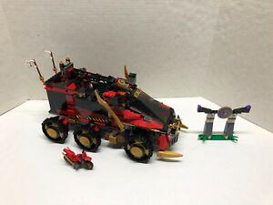 Lego Ninjago 70750 Ninja DB X Complete No Minifigs
