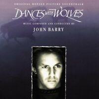 John Barry - Dances With Wolves (Original Motion Picture Soundtrack) [New CD] Ho