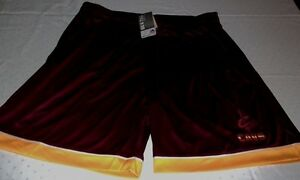 Cleveland Cavaliers Cool Base Shorts 2XL High Performance Vibrant Colors NBA