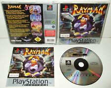 ** RAYMAN 1 ** Playstation 1/2 PS1/PS2/PSX/PSOne Kids Game