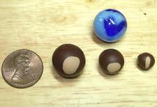 YOUR CHOICE 25 Buckeye Beads/Clay/Jewelry Making/Ohio State