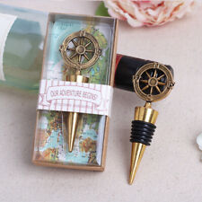 Nautical Compass Beer Bottle Stopper for Souvenir Gift Wedding Party Favor-20