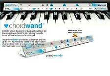Chord Wand , Piano Wand, play chords instantly
