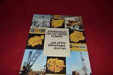Caterpillar Engines Dealer's Brochure DCPA5