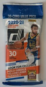 2020 Panini Donruss Basketball Fat Pack
