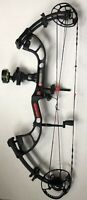 Archery Hunting Bow PSE Premonition HD, Rt Hand, Black Gold 7 Pin Sight