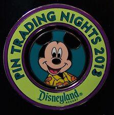 Disney Pin DLR Disney Pin Trading Night 2013 Mickey Mouse