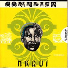 EBO TAYLOR Conflict Nkru! 2013 UK watermarked 5-track promo CD SEALED Mr Bongo